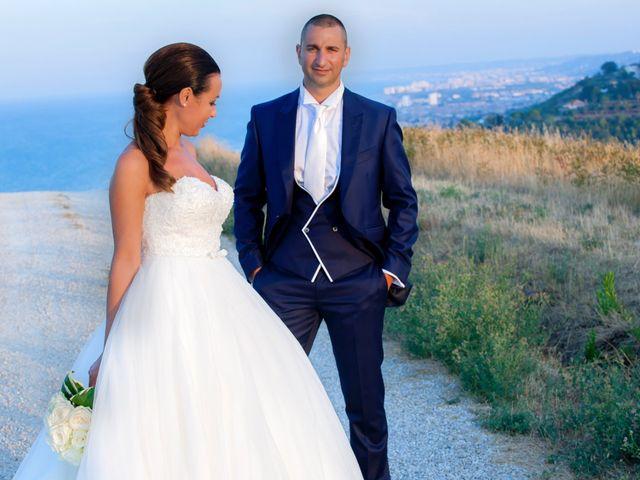 Il matrimonio di Fabio e Agnese a Silvi, Teramo 33