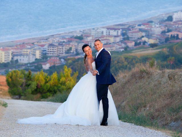 Il matrimonio di Fabio e Agnese a Silvi, Teramo 34