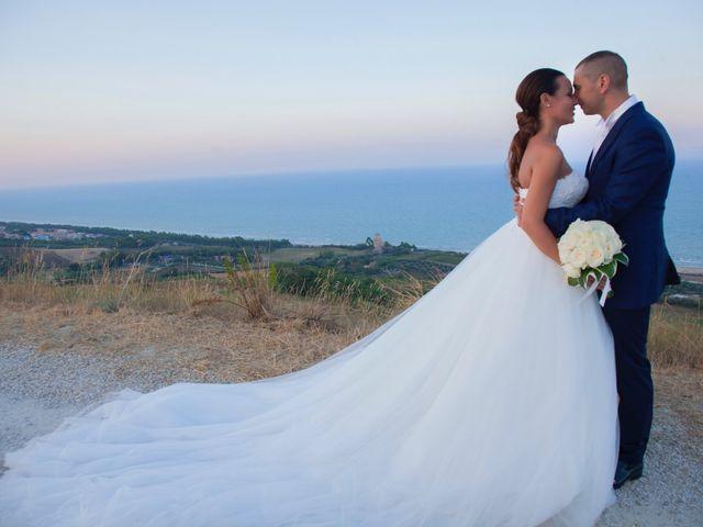 Il matrimonio di Fabio e Agnese a Silvi, Teramo 36