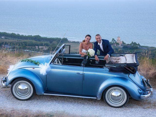 Il matrimonio di Fabio e Agnese a Silvi, Teramo 1