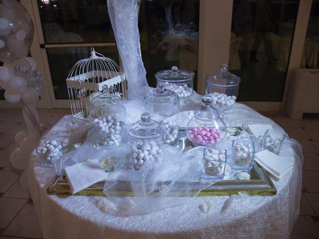 Il matrimonio di Fabio e Agnese a Silvi, Teramo 43
