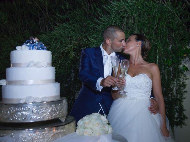 Il matrimonio di Fabio e Agnese a Silvi, Teramo 47