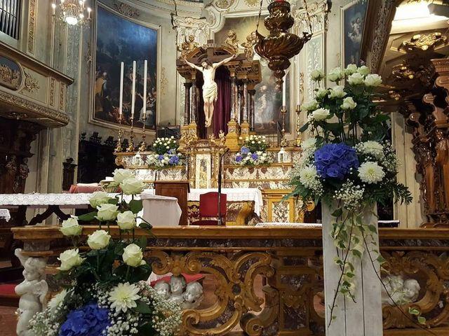 Il matrimonio di Davide e Alessandra a Almenno San Salvatore, Bergamo 2