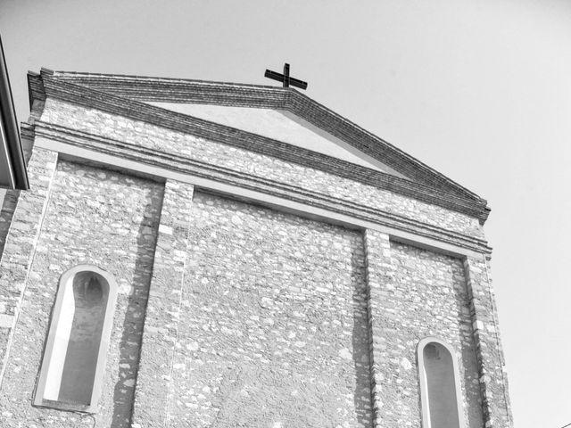 Il matrimonio di DAVIDE e SIMONA a Montichiari, Brescia 6