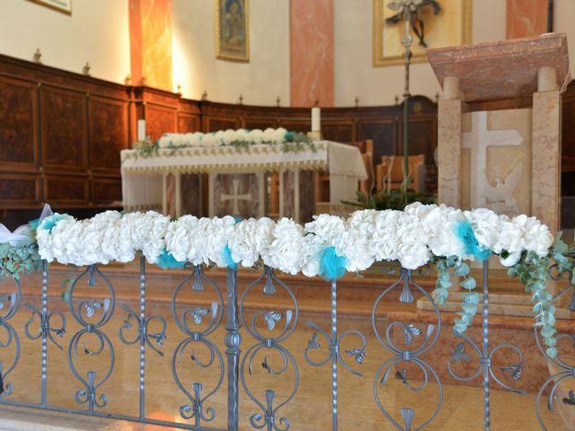 Il matrimonio di DAVIDE e SIMONA a Montichiari, Brescia 2