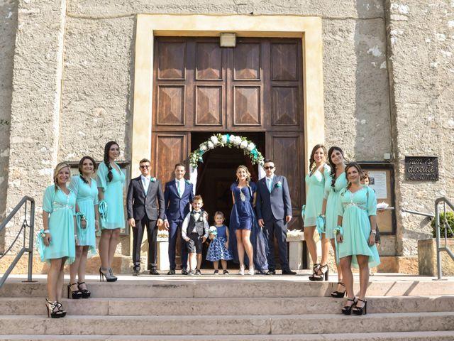 Il matrimonio di DAVIDE e SIMONA a Montichiari, Brescia 8