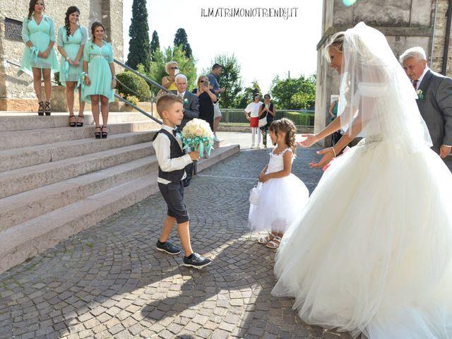 Il matrimonio di DAVIDE e SIMONA a Montichiari, Brescia 9