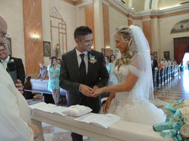 Il matrimonio di DAVIDE e SIMONA a Montichiari, Brescia 11