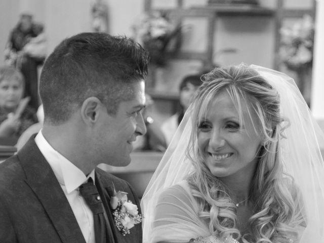 Il matrimonio di DAVIDE e SIMONA a Montichiari, Brescia 12