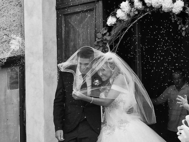 Il matrimonio di DAVIDE e SIMONA a Montichiari, Brescia 14