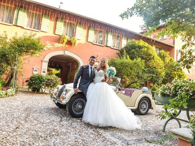Il matrimonio di DAVIDE e SIMONA a Montichiari, Brescia 19