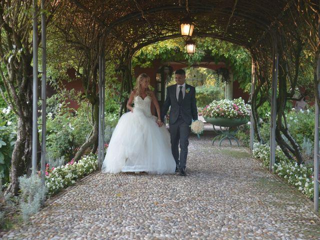 Il matrimonio di DAVIDE e SIMONA a Montichiari, Brescia 20