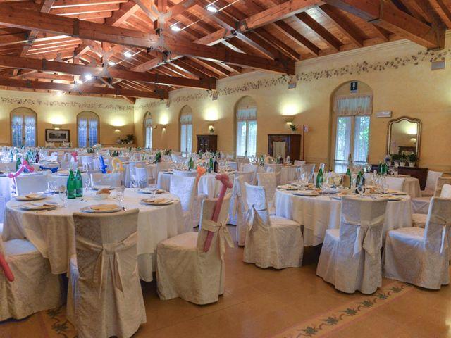 Il matrimonio di DAVIDE e SIMONA a Montichiari, Brescia 22
