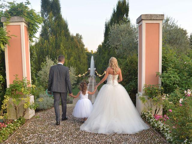 Il matrimonio di DAVIDE e SIMONA a Montichiari, Brescia 25