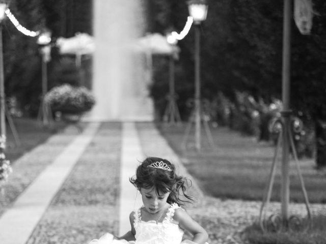 Il matrimonio di DAVIDE e SIMONA a Montichiari, Brescia 26