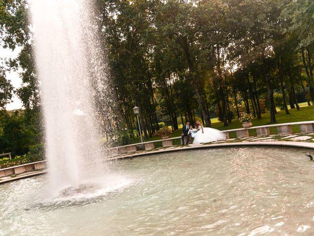Il matrimonio di DAVIDE e SIMONA a Montichiari, Brescia 27