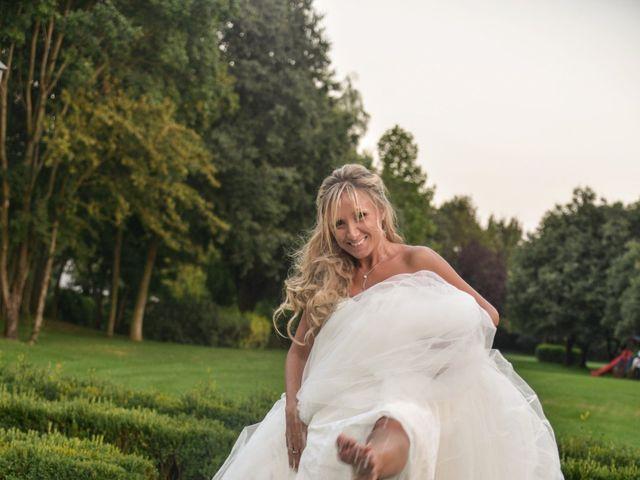 Il matrimonio di DAVIDE e SIMONA a Montichiari, Brescia 29