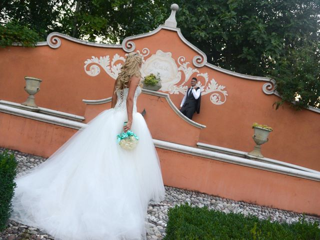 Il matrimonio di DAVIDE e SIMONA a Montichiari, Brescia 30