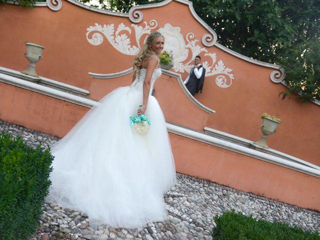 Il matrimonio di DAVIDE e SIMONA a Montichiari, Brescia 31