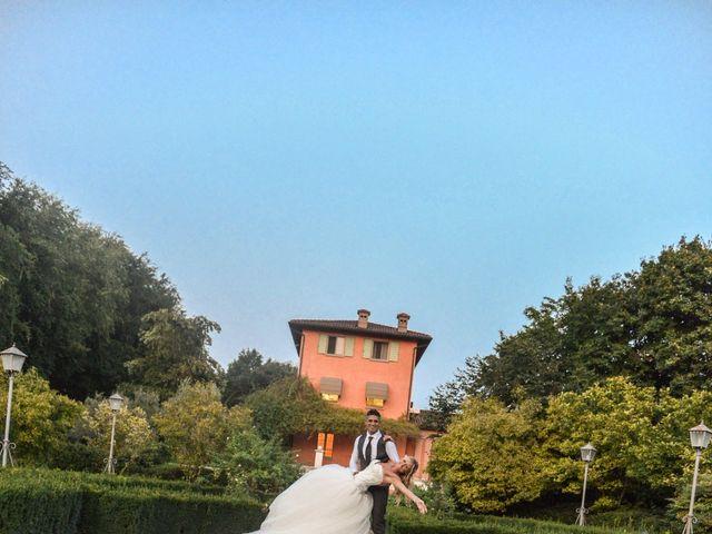 Il matrimonio di DAVIDE e SIMONA a Montichiari, Brescia 33