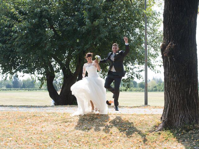 Il matrimonio di Davide e Alessandra a Almenno San Salvatore, Bergamo 15
