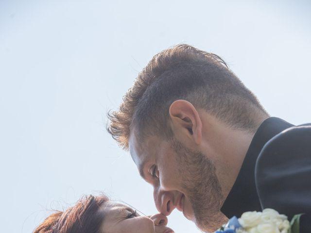 Il matrimonio di Davide e Alessandra a Almenno San Salvatore, Bergamo 16