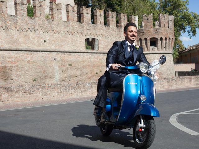 Il matrimonio di Marco e Barbara a Fontanellato, Parma 14