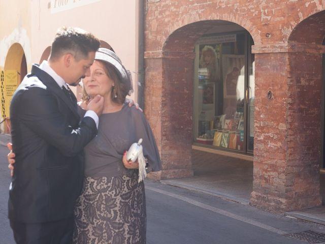 Il matrimonio di Marco e Barbara a Fontanellato, Parma 15