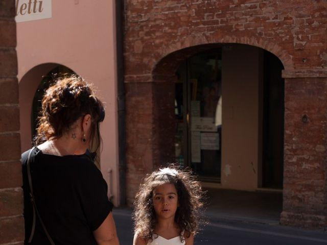 Il matrimonio di Marco e Barbara a Fontanellato, Parma 17