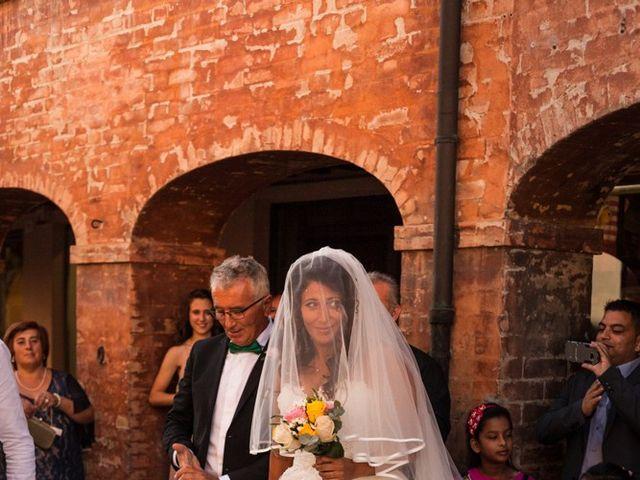 Il matrimonio di Marco e Barbara a Fontanellato, Parma 18