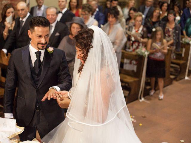Il matrimonio di Marco e Barbara a Fontanellato, Parma 21