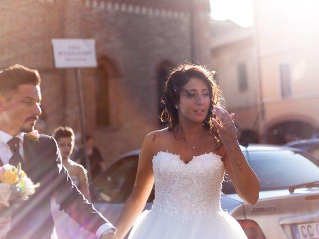 Il matrimonio di Marco e Barbara a Fontanellato, Parma 1