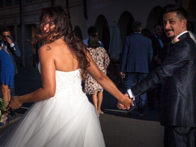 Il matrimonio di Marco e Barbara a Fontanellato, Parma 25