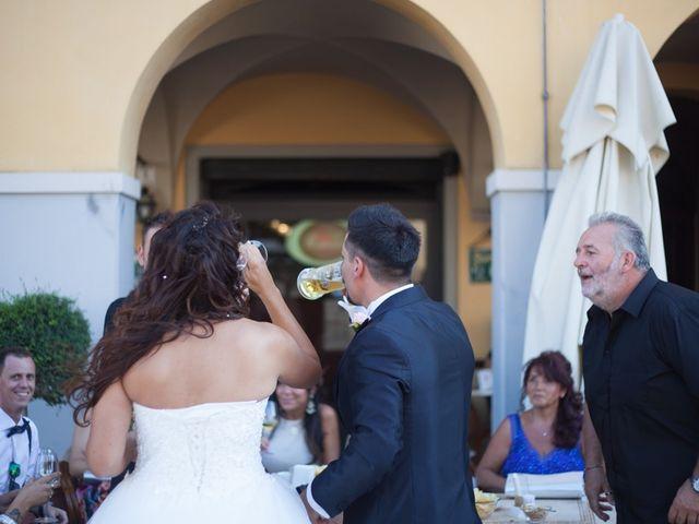 Il matrimonio di Marco e Barbara a Fontanellato, Parma 26