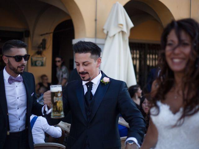 Il matrimonio di Marco e Barbara a Fontanellato, Parma 27