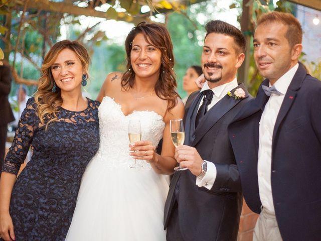Il matrimonio di Marco e Barbara a Fontanellato, Parma 36