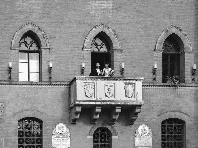 Il matrimonio di Riccardo e Erica a Budrio, Bologna 14