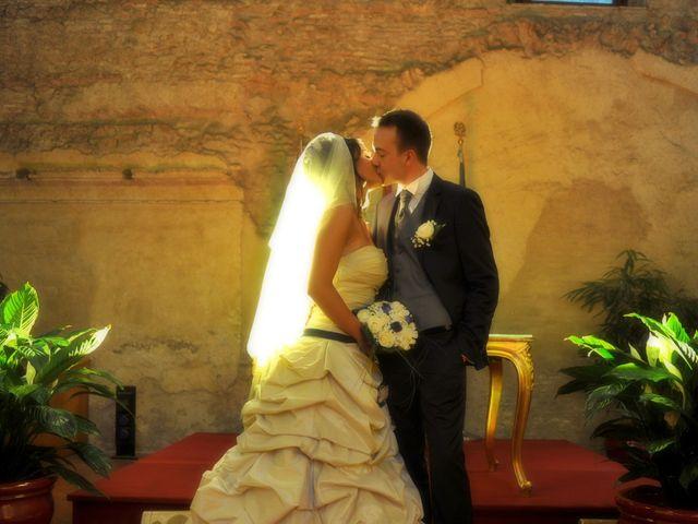 le nozze di Manila e Matteo