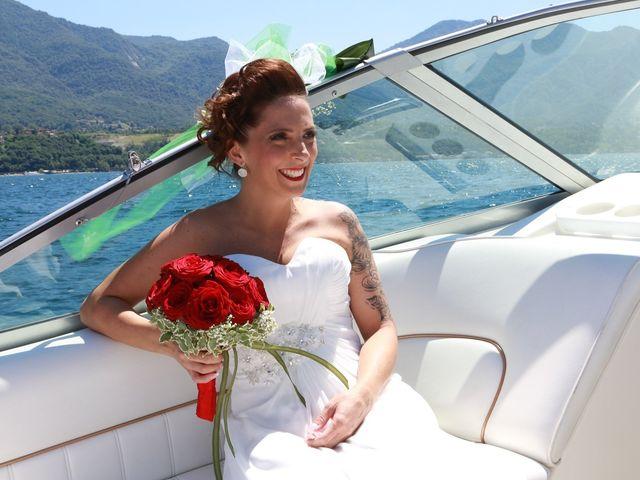 Il matrimonio di Francesco Paolo e Valentina a Baveno, Verbania 8