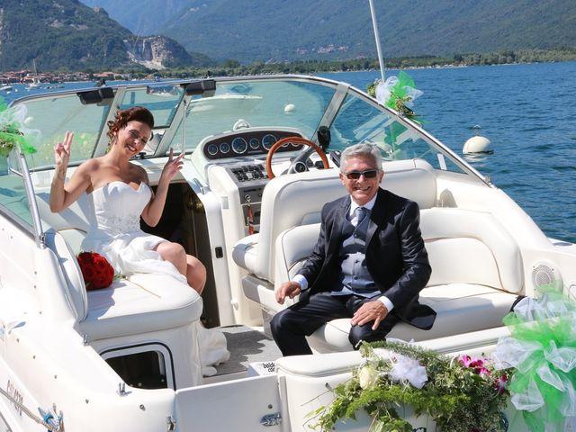 Il matrimonio di Francesco Paolo e Valentina a Baveno, Verbania 9