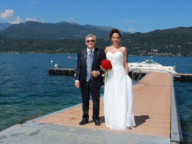 Il matrimonio di Francesco Paolo e Valentina a Baveno, Verbania 11