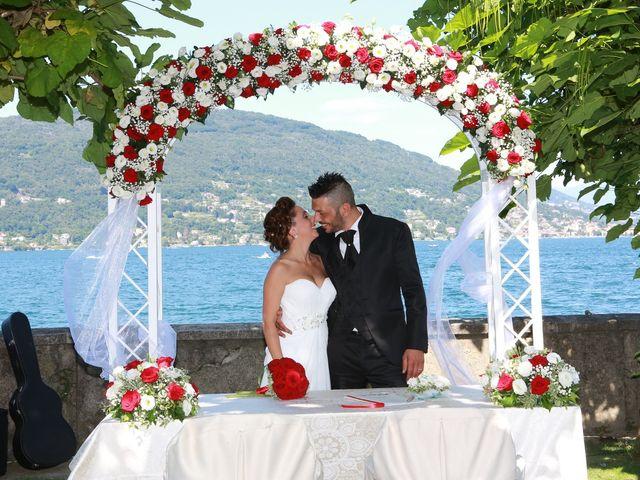 Il matrimonio di Francesco Paolo e Valentina a Baveno, Verbania 16
