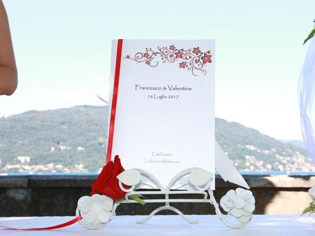 Il matrimonio di Francesco Paolo e Valentina a Baveno, Verbania 17