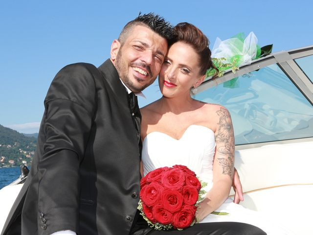 Il matrimonio di Francesco Paolo e Valentina a Baveno, Verbania 21