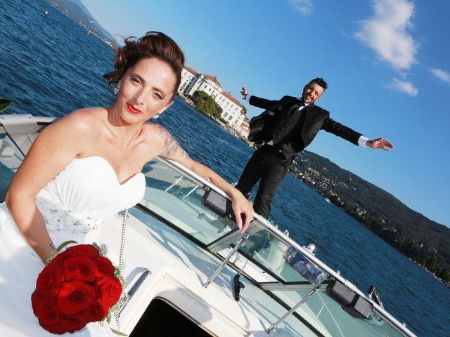 Il matrimonio di Francesco Paolo e Valentina a Baveno, Verbania 29