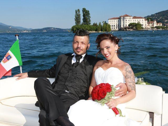 Il matrimonio di Francesco Paolo e Valentina a Baveno, Verbania 31