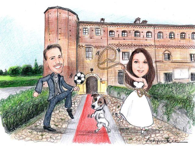 Il matrimonio di Simone e Valentina a Villanova Solaro, Cuneo 24