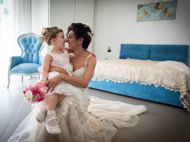 Il matrimonio di Angela e Martino a Palagiano, Taranto 4