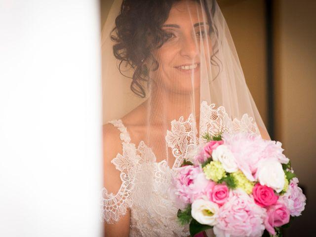 Il matrimonio di Angela e Martino a Palagiano, Taranto 5