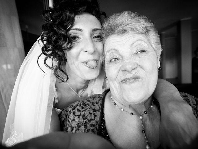 Il matrimonio di Angela e Martino a Palagiano, Taranto 6
